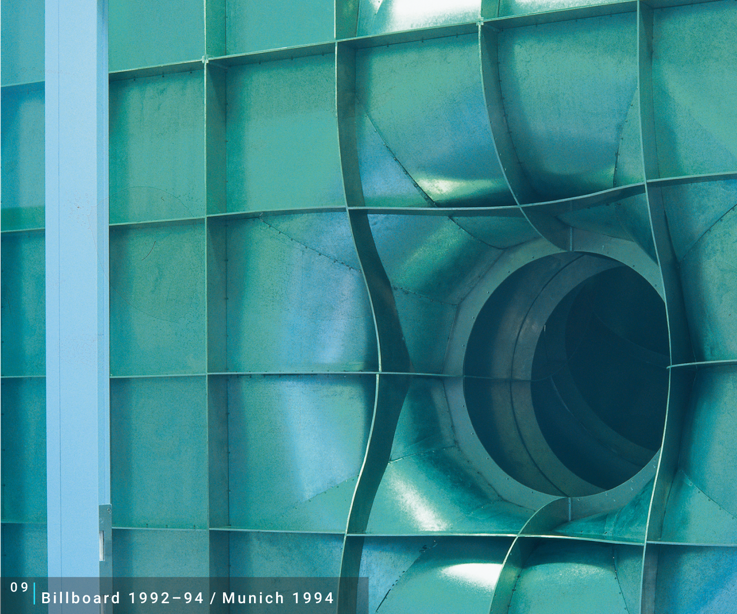 Billboard (Klein Bottle) 1992–94