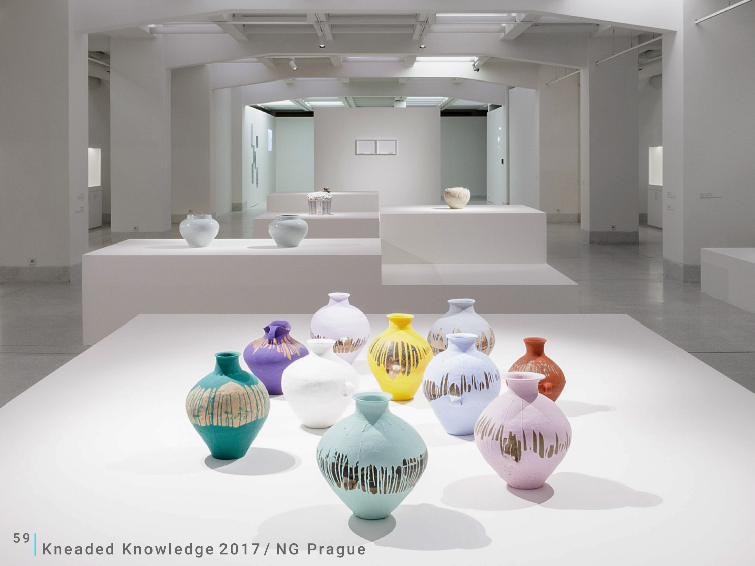 Kneaded Knowledge – The Language of Ceramics 2017